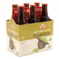 New Belgium - Voo Doo Ranger IPA