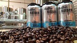 Huss -Koffee Kolsch - 12oz - 6 Pack