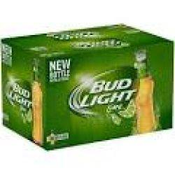 Bud Light Lime - 12 pack cans
