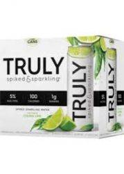 Truly Lime - 6 pack