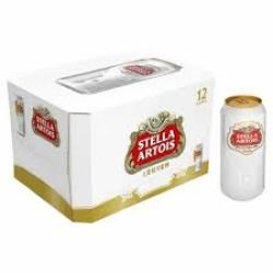 Stella Artois - 12 pack cans