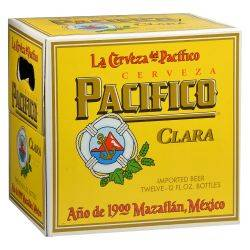 Pacifico - 12 pack bottles