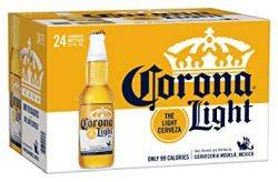 Corona Light - 24 pack - bottles