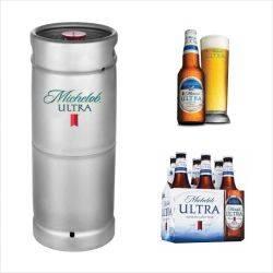 Michelob Ultra - 1/6th barrel keg...