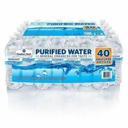 Water - case, 16oz