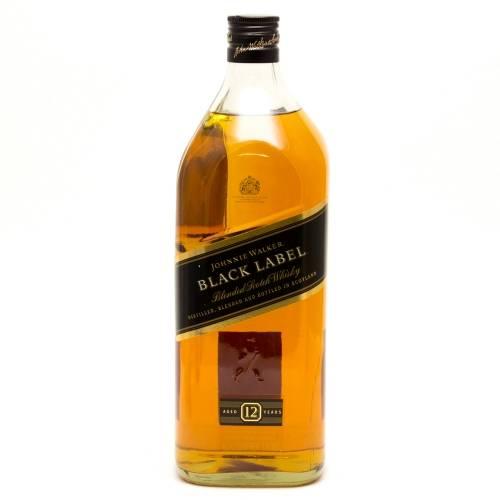 Johnnie Walker - Black Label - Scotch...