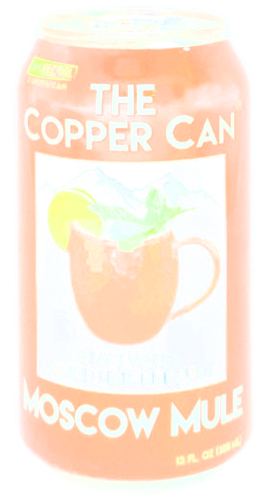 Copper Can - Moscow Mule - 12oz can