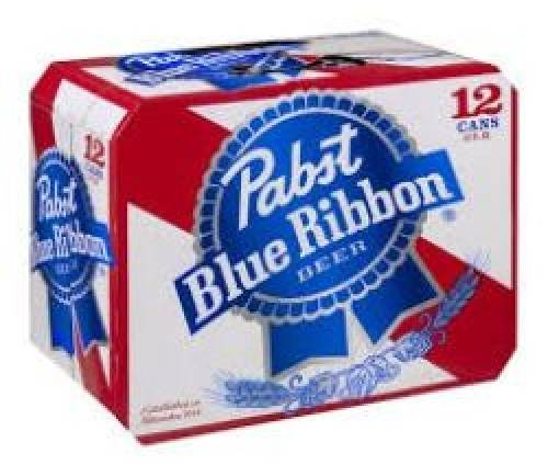 Pabst - 12 pack