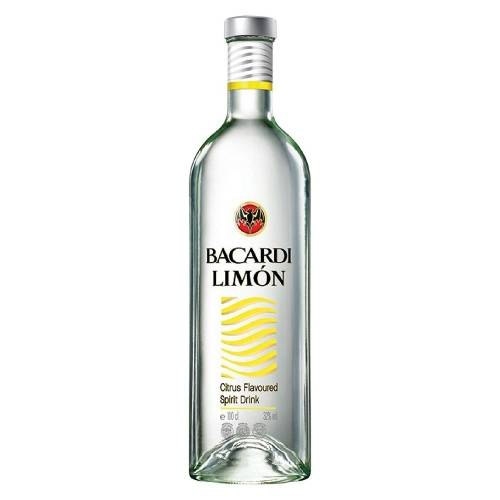Bacardi Limon Rum - 750mL