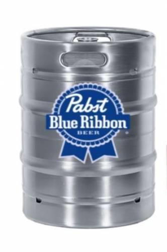 Pabst Blue Ribbon - 1/2 Keg - 15.5...