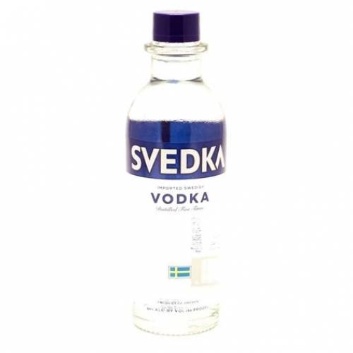 Svedka - Imported Swedish Vodka - 375ml