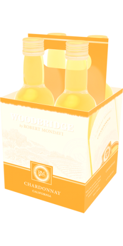Woodbridge Chardonnay - 187ml bottles...
