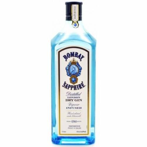 Bombay Sapphire Gin - Blue - 1.75L