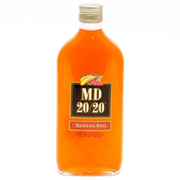 MD 20/20 - Banana Red 375ml