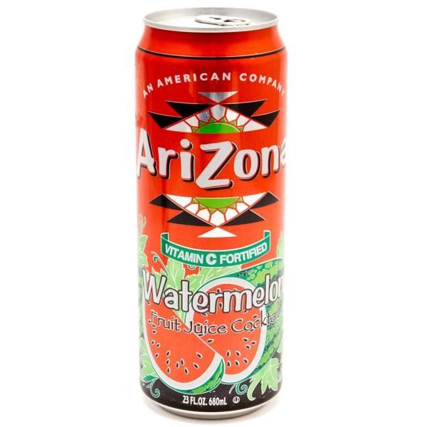 Arizona - Watermelon Fruit Juice Cocktail - 23 fl oz