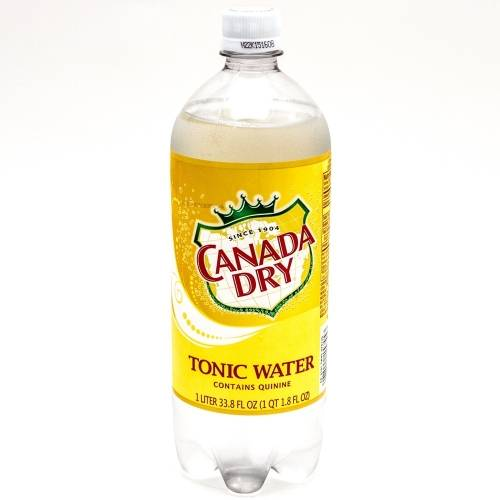 Canada Dry Tonic Water - 1 liter