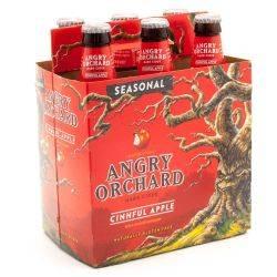 Angry Orchard - Cinnful Apple Hard...