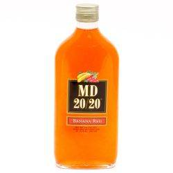 MD 20/20 - Banana Red 375ml