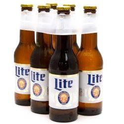 Miller - Lite Pilsner Beer - 12oz...