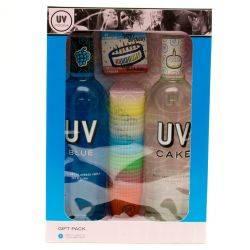 UV - Blue Vodka 750ml - Plus Free...