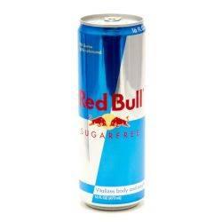Red Bull - Sugar Free - 16oz