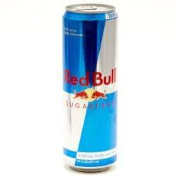 Red Bull - Sugar Free - 20oz