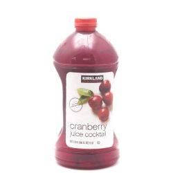 Cranberry juice Cocktail - 96oz