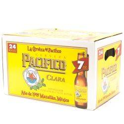 Pacifico - Imported Beer - 7oz Bottle...