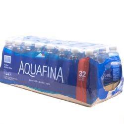 Aquafina - 16.9 oz Bottle - 32 Pack