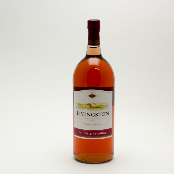 Livingston - White Zinfandel - 1.5L