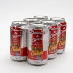 Budweiser & Clamato - Chelada -...