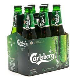 Carlsberg - Imported Beer - 11.2oz...