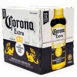 Corona Extra - Imported Beer - 12oz...