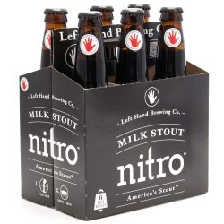 Left Hand - Nitro Milk Stout - 12oz...