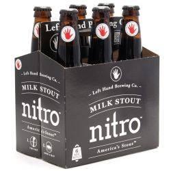 Left Hand - Nitro Milk Stout - 12oz...