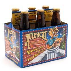 Lost Coast - Alleycat Amber Ale -...