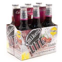 Mike's - LITE Hard Black Cherry...
