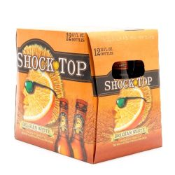 Shock Top - Belgian White Wheat Ale -...