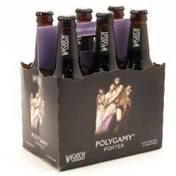Wasatch - Polygamy Porter - 12oz...