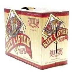 Four Peak - Kilt Lifter - 12oz Cans -...