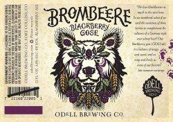 Odell Bombree Blackberry Gose 6 Pack ans