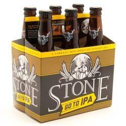 Stone - Go To IPA - 12oz Bottle