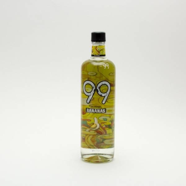 99 - Bananas Liqueur - 750ml