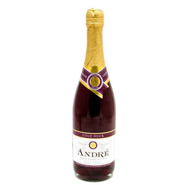 Andre - Cold Duck Sweet Sparkling Red - 750ml