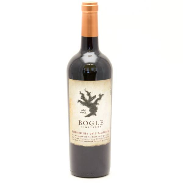 Bogle - Essential Red 2012 California Wine - 750ml
