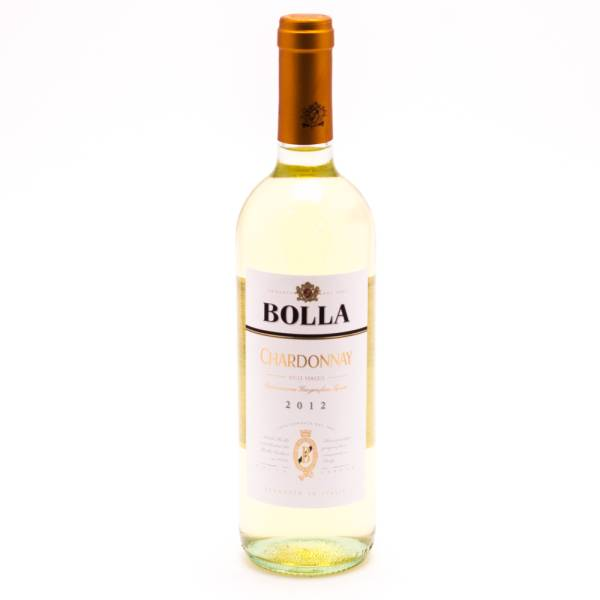 Bolla - Chardonnay 2012 Wine - 750ml