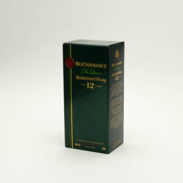 Buchanan's - Aged 12 Years Blended Scotch Whisky - 750ml