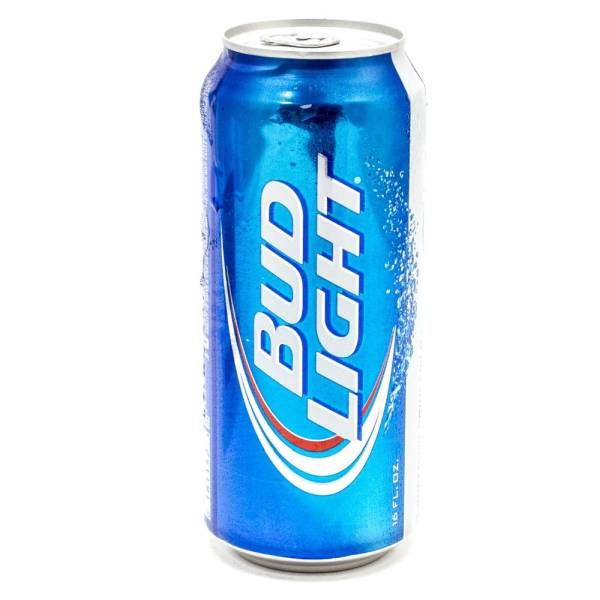 Bud Light Beer 16oz Can Beer Wine And Liquor