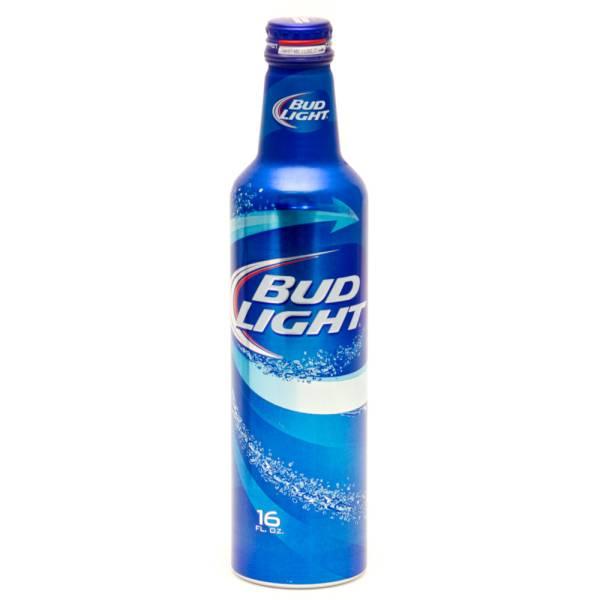 Bud Light - Beer - 16oz Tin Bottle