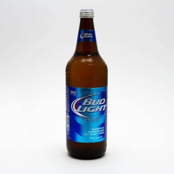 Bud Light - Beer - 32oz Bottle